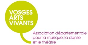 Logo Arts vivants Vosges